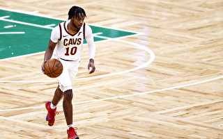NBA葛蘭德攻新高37分 騎士剷平馬刺