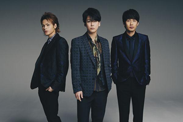 KAT-TUN出道15年 龟梨:三人一起编织未来