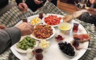 台湾媳妇情定土耳其 (1) :丰盛的乡村早餐