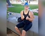 澳唐氏症游泳運動員 打破30多項世界紀錄