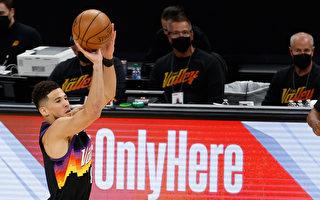 NBA太陽烈日曝曬 延長賽曬昏爵士