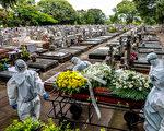 【疫情4.8】巴西单日死亡人数再创纪录
