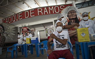 疫苗外交強撐 中共疫苗得分全球倒數第二