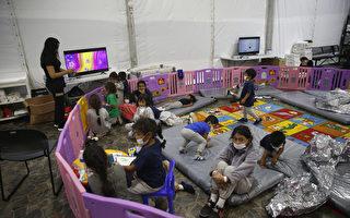 洛縣波莫納集市也將做越境兒童收容所