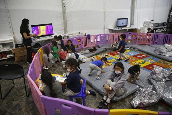 加州安置非法移民兒童 寄宿家庭皆獲通知
