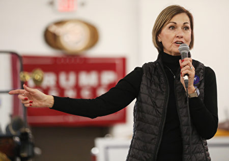 拒收兒童移民 愛荷華州長籲拜登解決邊境危機