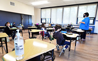 關閉一年後 聖地亞哥學區恢復面對面教學