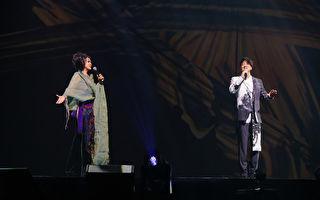 周華健開唱合體齊豫 帶領歌迷重溫武俠經典