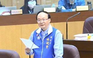 肺炎疫苗接种不高  桃园市议员林政贤质询