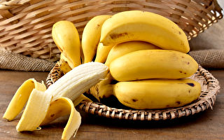 我们常吃的蔬果都含钾,例如香蕉、菠菜、山药等。(Shutterstock)