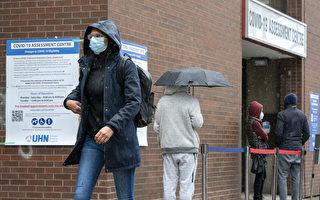 安省週一增4,401人染疫 變種病例佔一半