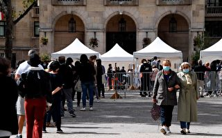 法国死亡人数破10万 药房售自测盒普及检测