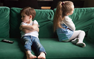 孩子們發生衝突 父母這樣做可助益孩子性格