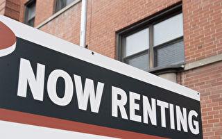3月多伦多房租疫期首度微涨 租房市场或回升
