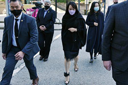 美国指华为律师违禁令帮助孟晚舟 反对引渡