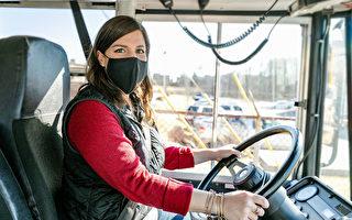 校車司機短缺 女校長學習開校巴送學生回家
