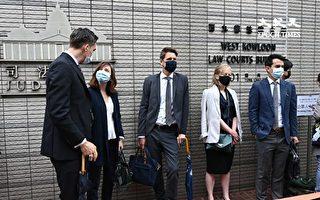 香港民主派9人遭判刑 台湾朝野严厉谴责