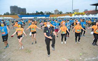 ZEPRO RUN全國半程馬拉松  2歲到90歲勇腳都有