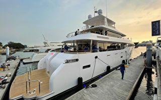 嘉信新船亮相 為2022國際遊艇展搶先開跑