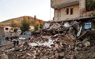 伊朗发生5.9级地震 至少5伤
