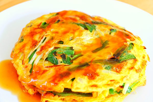 【美食天堂】香煎芙蓉蛋做法~西方人超愛這樣的做法!