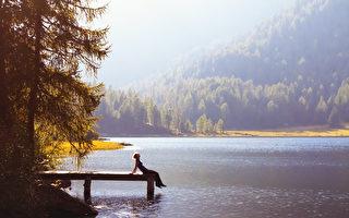 北美生活:懷念的山居時光