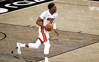 NBA阿德巴约零秒绝杀 热火气走篮网