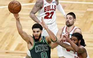 NBA塔图姆生涯首度大三元 绿衫军却吞败