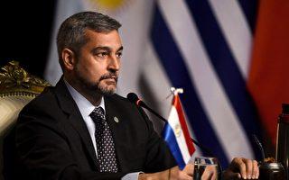 巴拉圭拒中共「疫苗勒索」 台外交部讚聲
