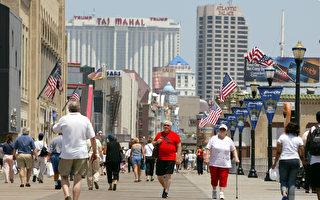 尋找新澤西的夏季免費海灘 大西洋城是首選