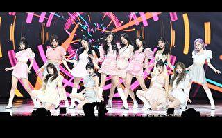 IZ*ONE日本演唱會DVD 空降公信榜週榜冠軍