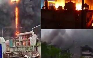 上海一廠房著火8人亡 疑立訊精密旗下公司