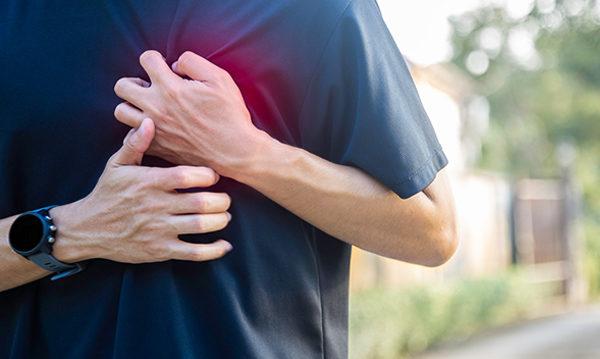 久坐、肥胖者等5類人容易得心臟病,不得不謹慎。(Shutterstock)