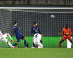 组图:欧冠杯半决赛首回合 皇马1:1平切尔西