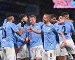 欧冠决赛将上演英超内战 曼城对阵切尔西