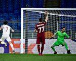 组图:欧联杯半决赛次回合 曼联总分8:5晋级