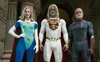 《朱比特傳奇》影評:超級英雄也會面臨世代衝突