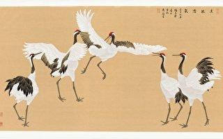 組圖:麗水風華─工筆畫家張克齊七十回顧展