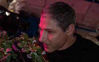 NASA科學家在太空成功種植新鮮蔬菜