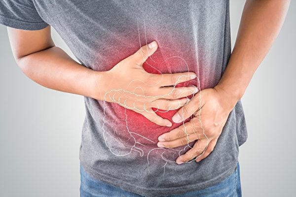 一緊張、感到壓力,就會腹痛、拉肚子或便祕,可能是腸躁症。(Shutterstock)