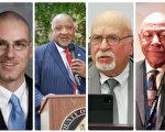 美弗州地方官員祝賀世界法輪大法日