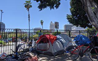 三年過百億援助 加州遊民仍增
