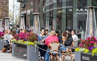 麻州餐厅营业额恢复到疫情前水平