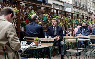 法國總統馬克龍被掌摑 嫌犯是中世紀劍術迷