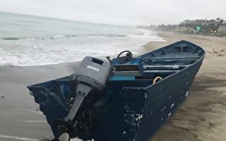 聖地亞哥海岸一週內再有三批偷渡客