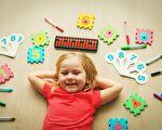 三至六岁儿童学习计数