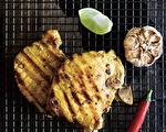 南洋风鱼露香茅猪排 能配饭也可做营养早餐
