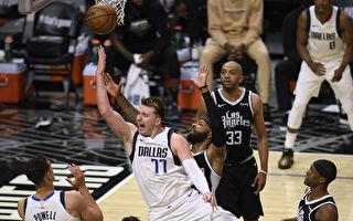 NBA季後賽:獨行俠掀翻快船 太陽戰勝湖人