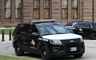 """德州州长将采取行动 抵制""""削减警察""""运动"""