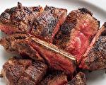 澳洲熟成红屋牛排 撒盐胡椒就能吃得很满足